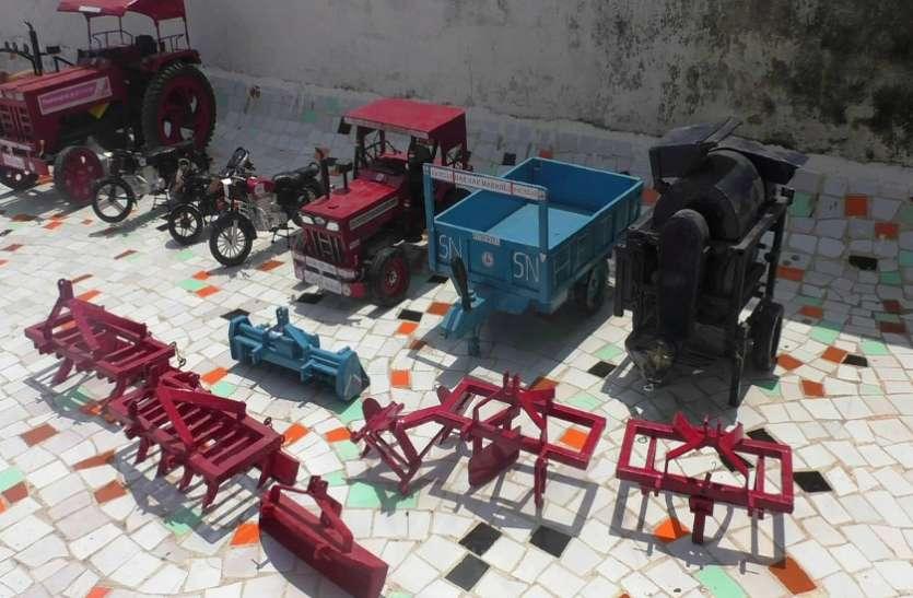Ahmedabad, Mehsana, Palanpur News : वेस्ट से बेस्ट व लकड़ी, लोहे बने खिलौने कर रहे आकर्षित