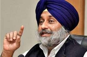 सुखबीर सिंह बादल का राष्ट्रपति से आग्रह, कृषि अध्यादेशों पर न करें हस्ताक्षर