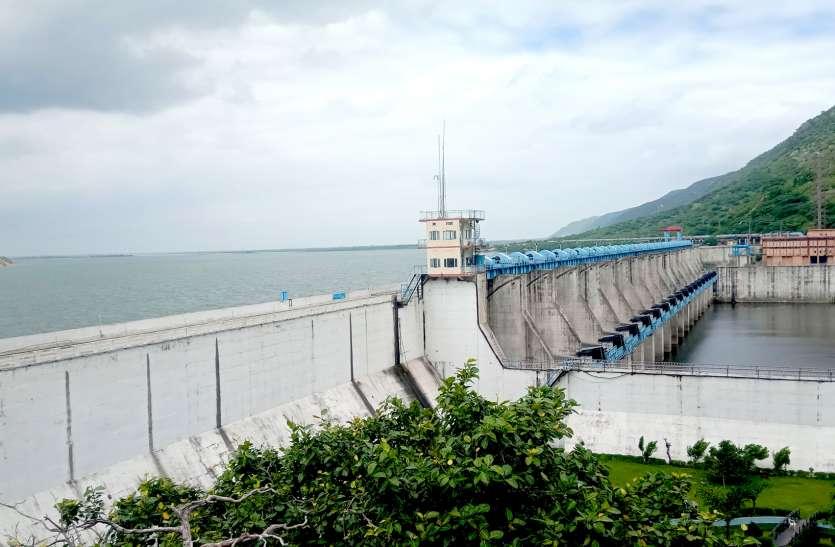 मानसून कमजोर का नतीजा : बीसलपुर बांध में रोज घट रहा एक सेंटीमीटर पानी