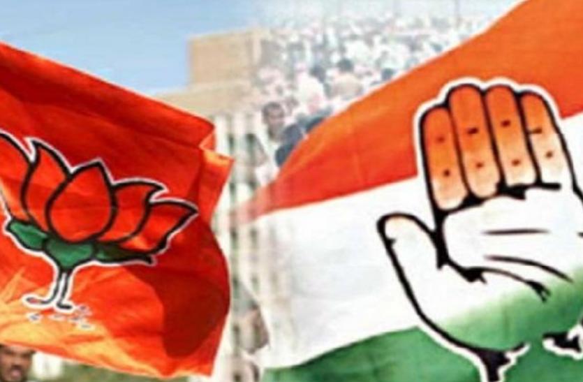 उपचुनाव: भाजपा को 27 सीटों पर 4.15 लाख के पिछली बार हार वाले वोट पाने होंगे, कांग्रेस को यह बचाना जरूरी
