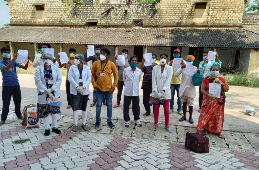मेडिकल कालेज की वॉयरोलॉजी लैब में 90 हजार सैंपलों की हो चुकी जांच, यहां 2500 मिले संक्रमित