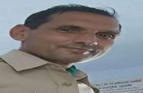 बेटे के ससुराल से लौटा हैड कांस्टेबल और कनपटी पर गोली मारकर कर ली आत्महत्या