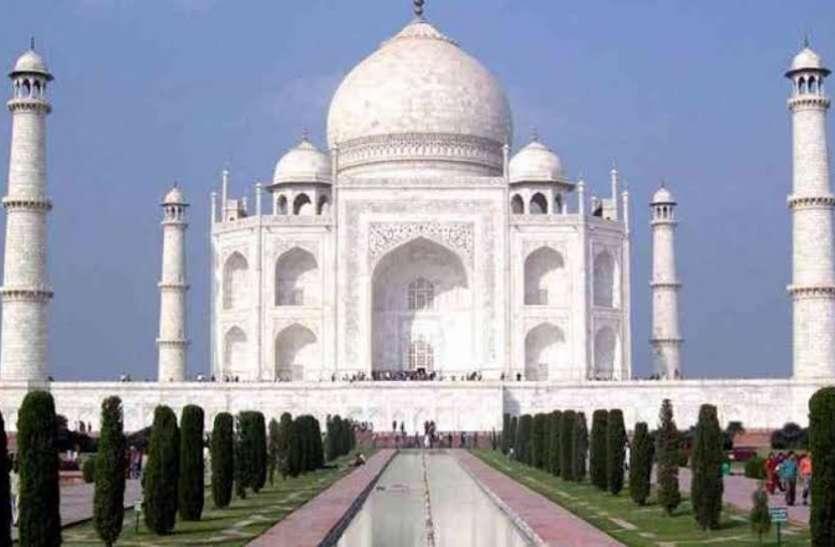 6 माह बाद खुला ताजमहल, इन नियमों के साथ पर्यटकों को मिलेगा प्रवेश