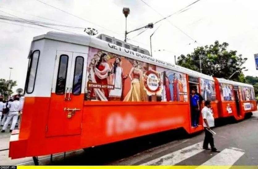 कोलकाता में और ट्राम मार्गों की बनाई जा रही योजना