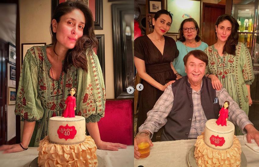 Kareena Kapoor Birthday Party: करीना की बर्थडे पार्टी का ऐसा था नजारा