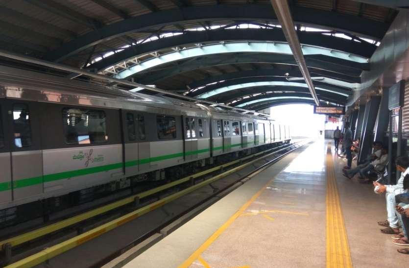 बेंगलूरु मेट्रो ने स्मार्ट कार्ड की अवधि बढ़ाई
