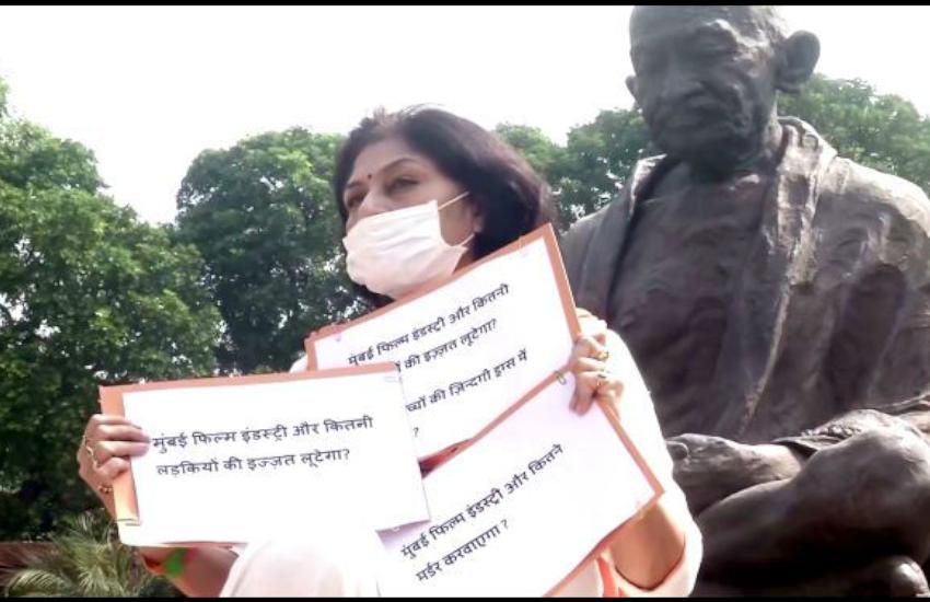 बॉलीवुड पर भड़की रूपा गांगुली, कहा-मुंबई फिल्म इंडस्ट्री लोगों की हत्या कराती है और उन्हें ड्रग एडिक्ट...