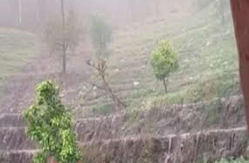 अगले 24 घंटे में इन जिलों में होगी झमाझम बारिश, मौसम ने बदली करवट, इन कारणों से बारिश की संभावना