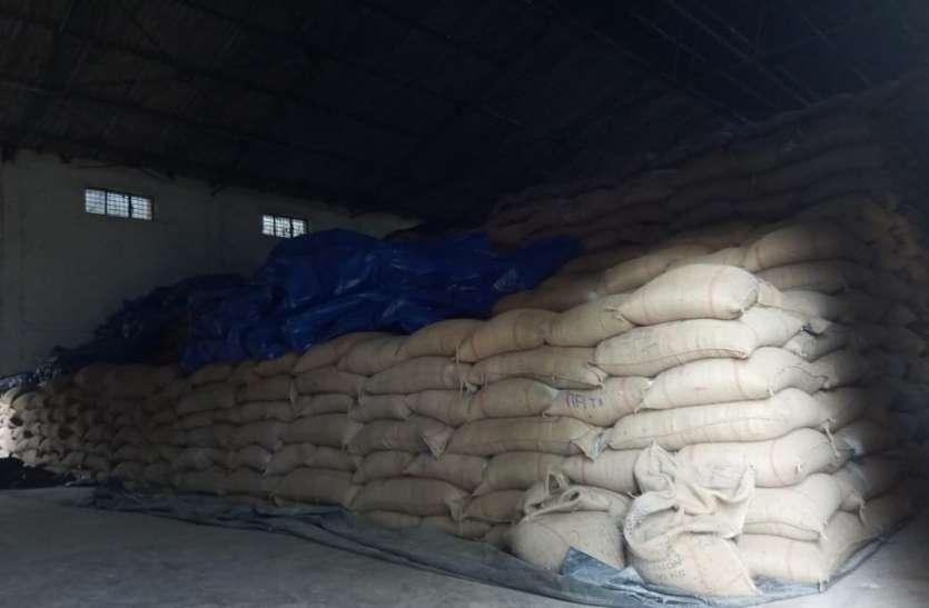जिले के लाखों उपभोक्ता चावल कोटे से वंचित