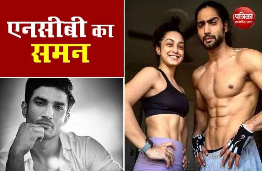 ड्रग्स केस में अब टीवी स्टार Abigail Pande और Sanam Johar को NCB का समन, जानिए क्या है सुशांत से कनेक्शन