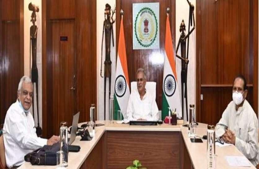 मुख्यमंत्री ने पढ़ई तुंहर दुआर कार्यक्रम की सफलता पर जताई प्रसन्नता