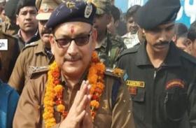 स्वैच्छिक सेवानिवृत्ति लेने वाले DGP गुप्तेश्वर पांडेय का चुनाव लड़ने से इंकार, फिर भी खुले हैं यह राजनीतिक विकल्प!