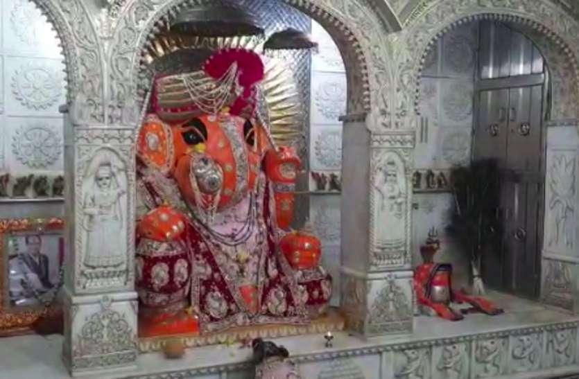 आज से भक्तों के लिए खुला श्री नहर के गणेश मंदिर, हर बुधवार को कर सकेंगे दर्शन