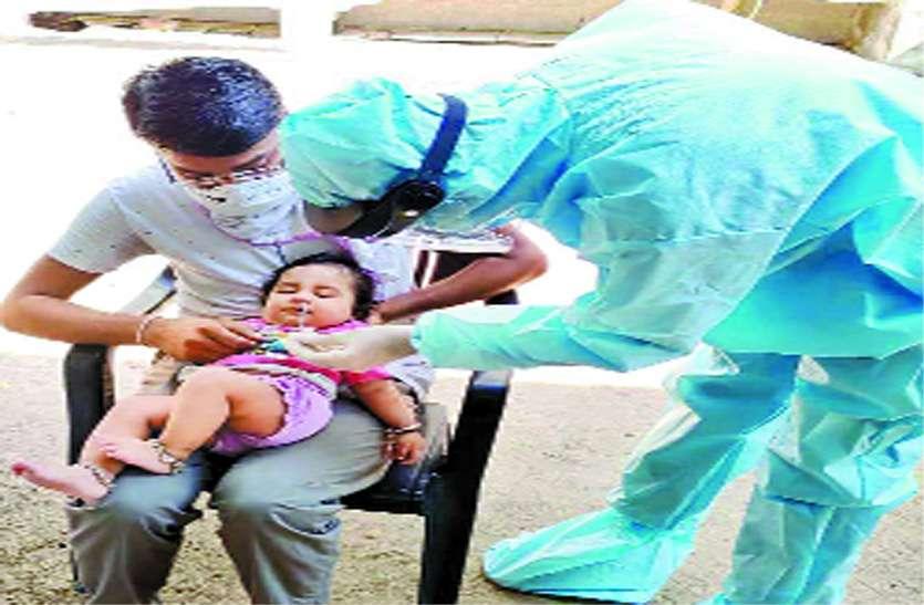 महामारी का कहर: जिले में फिर आए 31 पॉजिटिव