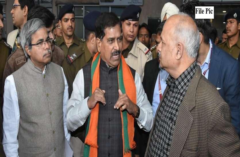 RIP Suresh Angadi: 'रुखसत' होने से पहले Jaipur Junction को दे गए 10 में से 10 नंबर, क्या पता था रहेगा आखिरी दौरा