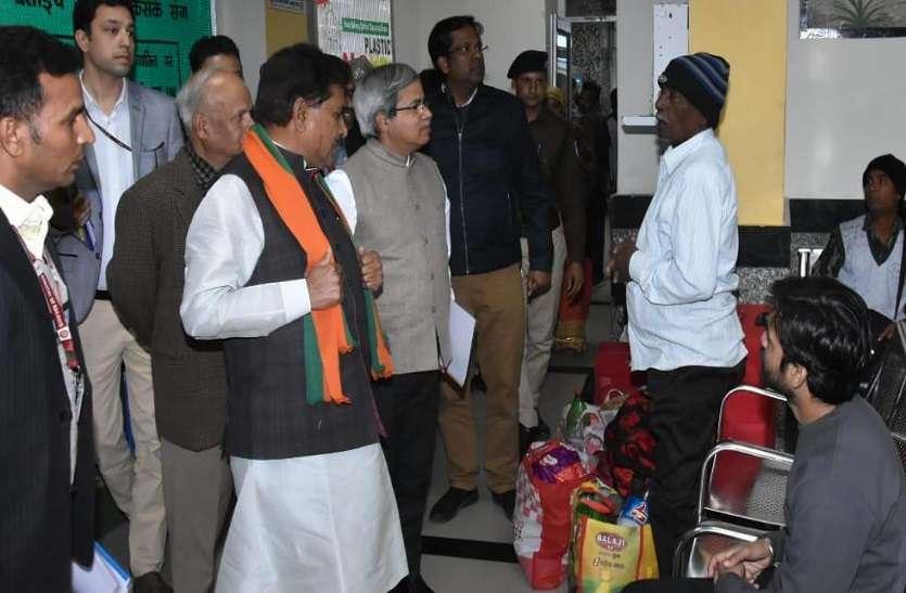 Union Minister Suresh Angadi dies, visited Jaipur Railway Station