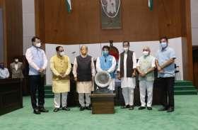 Gujarat: कैबिनेट मंत्री चुडास्मा, कांग्रेस के राठवा बने गुजरात के श्रेष्ठ विधायक