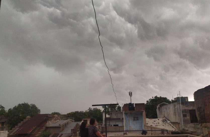 गुजरात राज्य की 117 तहसीलों में बारिश