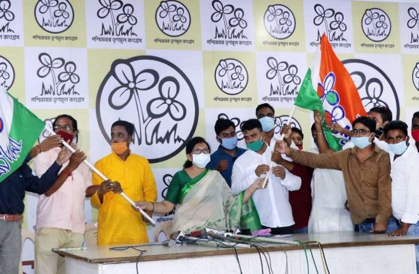 West Bengal Politics: प्रदेश भाजपा अध्यक्ष के गढ़ में तृणमूल ने मारी सेंध