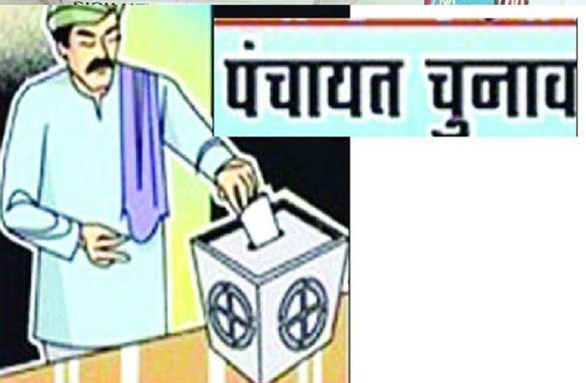 नगर में 17 ग्राम पंचायतों में 142 प्रत्याशी मैदान में डटे, प्रथम चरण में कामां में होगा मतदान