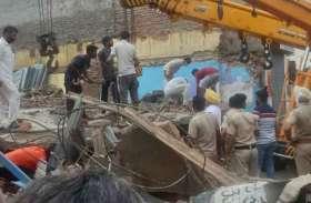 मोहाली में धमाका, निर्माणाधीन भवन गिरा, मालिक समेत चार की मौत