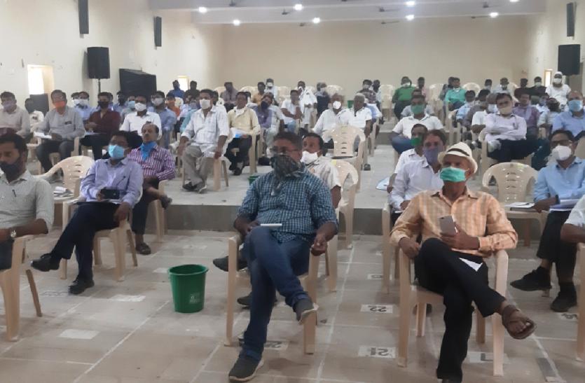 पंचायत आम चुनाव.2020: मतदान अधिकारियों को दिया निर्वाचन संबंधी प्रशिक्षण