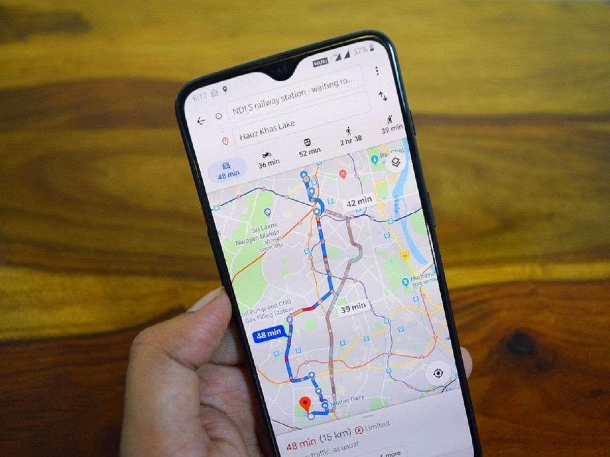 आरोग्य सेतु ऐप की तरह अब गूगल मैप भी दिखाएगा आपके क्षेत्र में कहां बढ़ रहे हैं कोविड-पेशेंट