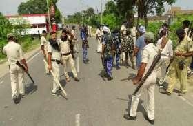 पुलिस से पंगा लेना आसान नहीं है, हमले के 28 आरोपी गिरफ्तार कर जेल भेजे, छापेमारी जारी
