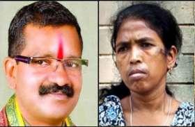भीमा मंडावी हत्याकांड में NIA ने कोरोना पॉजिटिव सोनी सोरी को बयान देने बुलाया, 6 घंटे चली पूछताछ