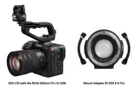 Canon ने भारत में  लॉन्च किया EOS C70 सिनेमा कैमरा, जानिए फिक्चर्स