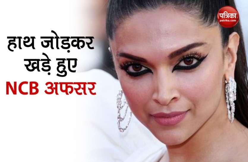 Deepika Padukone के सामने NCB अफसरों को क्यों जोड़ने पड़े हाथ? क्या फिर से हो सकती है पूछताछ