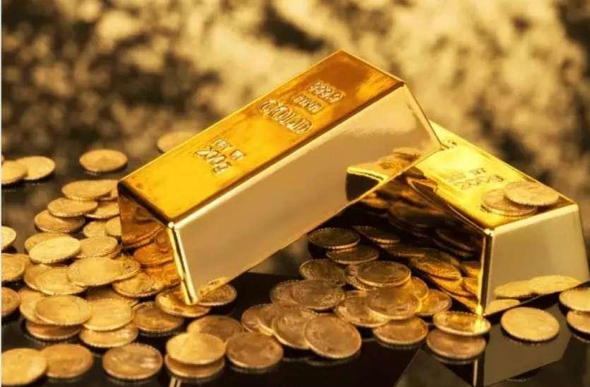 इतिहास में दूसरी बार सोने ने दिया 30 फीसदी से ज्यादा सालाना रिटर्न