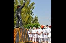 शहीद-ए-आजम भगत सिंह के स्मारक को 50 लाख रुपये देने की घोषणा