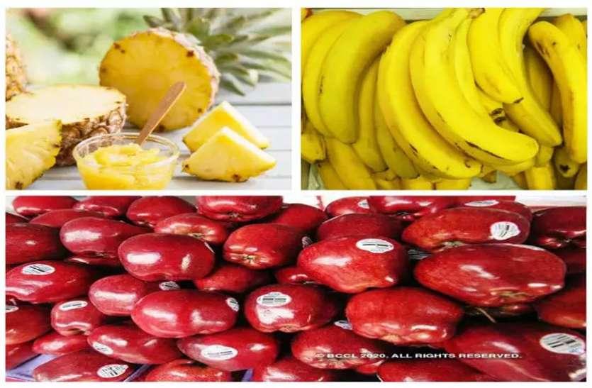 Fiber Rich Fruits: नाभि के निचले हिस्से पर वसा जमने से रोकते हैं ये 6 फल, इन्हें बनाएं अपनी साप्ताहिक डायट का हिस्सा