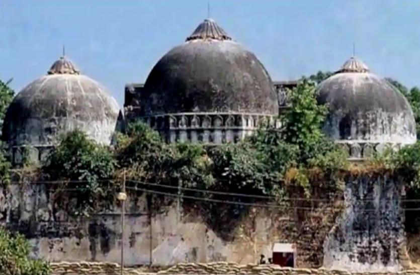 बाबरी विध्वंस मामला : भाजपा सांसद बोले- कोर्ट के फैसले से राम मंदिर निर्माण को और बल मिलेगा