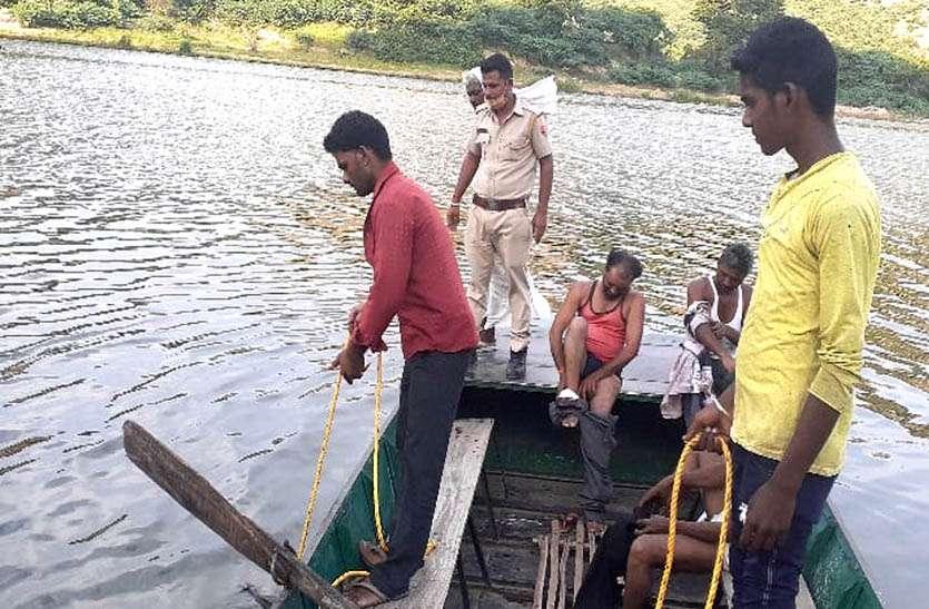 हादसों पर ग्रामीणों पर निर्भर बीसलपुर चौकी पुलिस