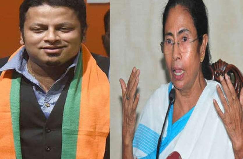 Bengal Politics : ममता पर विवादित बयान देने वाले भाजपा नेता के खिलाफ मामला दर्ज