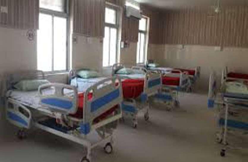 10 अस्पताल में 51 वेंटिलेटर और एक्टिव मरीज दो हजार से ज्यादा, जरुरत से आधी है उपलब्धता