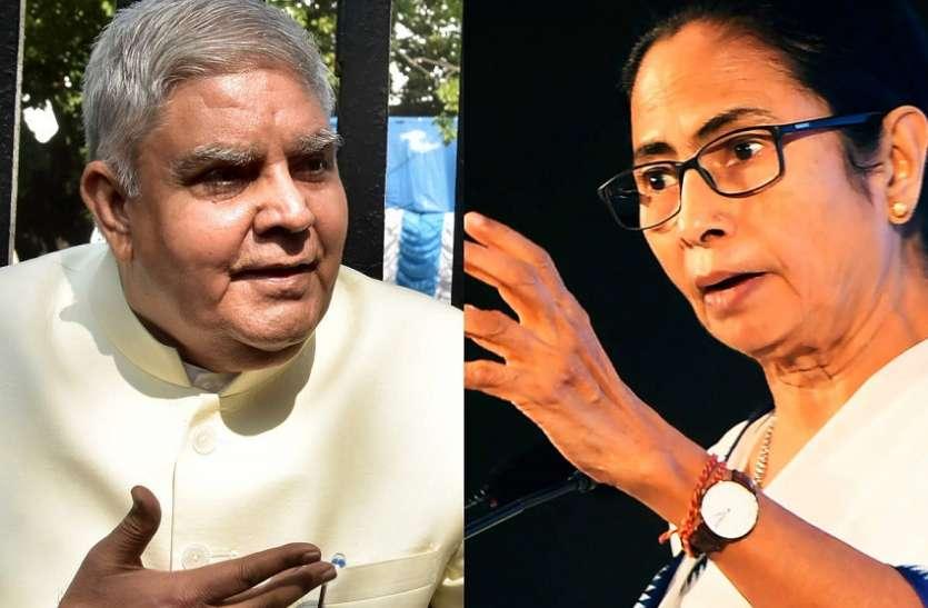 Mamta Banerjee VS Governor Dhankhar: राज्यपाल ने क्यों कही बंगाल में अनुच्छेद 154 लागू करने पर विचार करने की बात