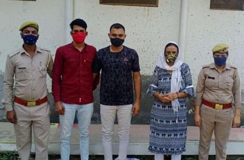 DRDO साइंटिस्ट के अपहरण में शामिल सुनीता के सियासी कनेक्शन से सियासी हलकों में मची हलचल, एक आरोपी और गिरफ्तार