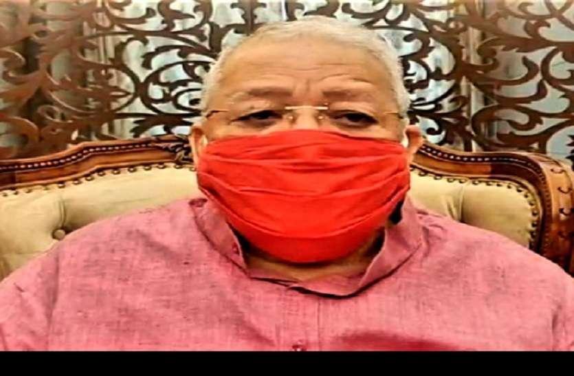 मास्क पहनने और उचित दूरी बनाए रखने का संकल्प लें लोग - राज्यपाल