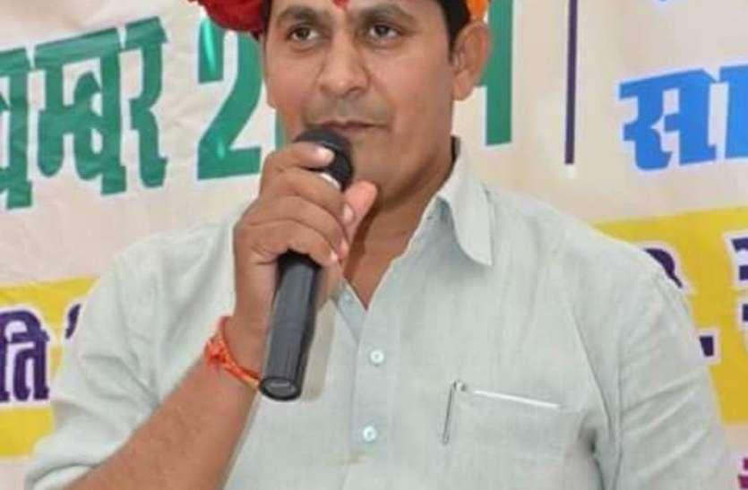 रामलाल शर्मा का आरोप, बोले तबादलों को उद्योग बनाकर काम कर रहे हैं कांग्रेस नेता
