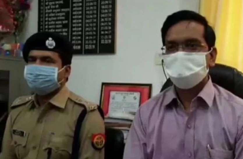 हाथरसः डीएम का परिवार को धमकाते हुए वीडियो वायरल, भाजपा विधायक ने खोला मोर्चा