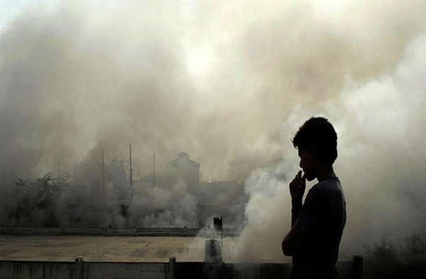 अनलॉक के साथ ही बढ़ रहा प्रदूषण, प्रदेश में अव्वल तो देशभर में तीसरे स्थान पर राजधानी लखनऊ