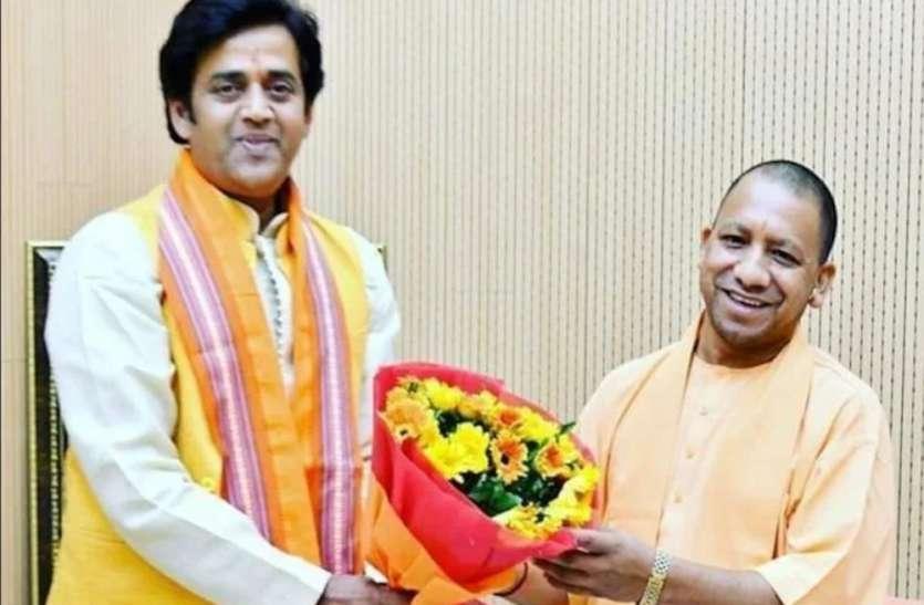 भाजपा सांसद रवि किशन को वाई प्लस सुरक्षा, मुख्यमंत्री का किया धन्यवाद