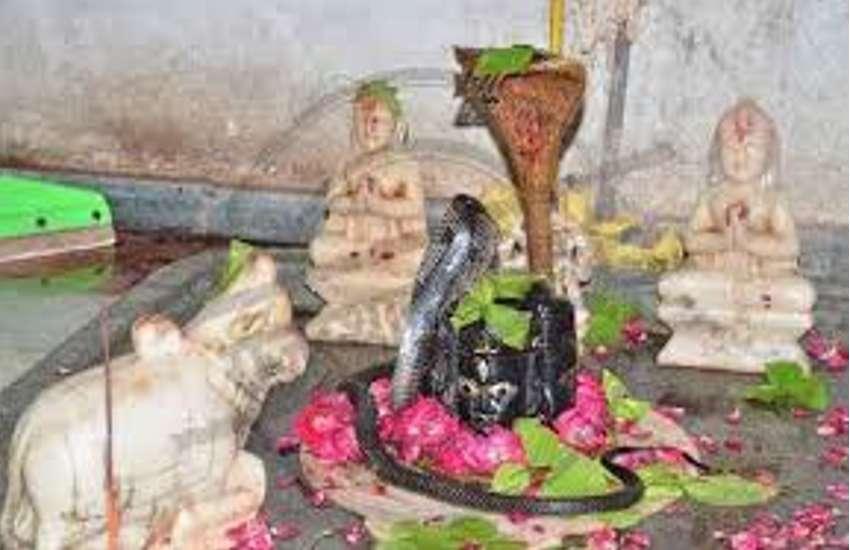 unique Shiva temple