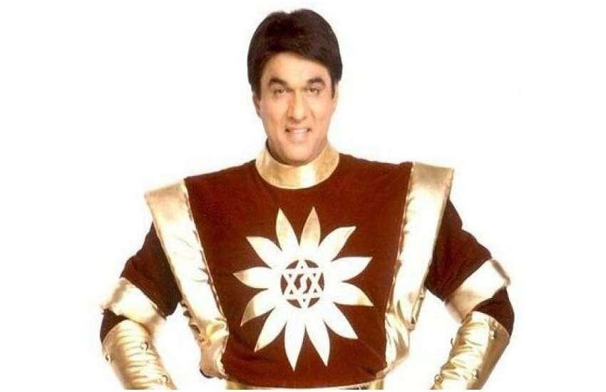 Actor Mukesh Khanna Will Make Film Series On Shaktimaan