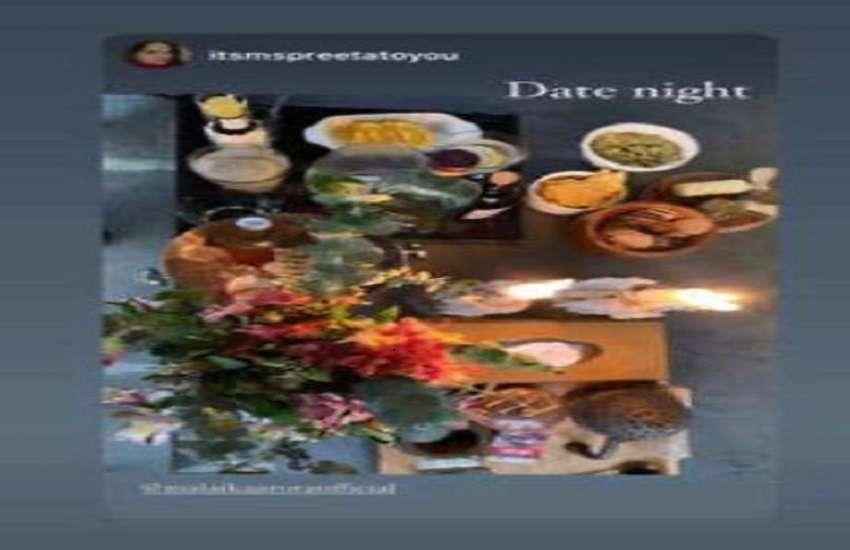 Malaika Arora Dinner Date