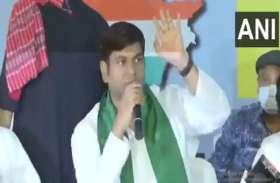 बिहार विधानसभा चुनावों में  घमासान, वीआईपी पार्टी ने छोड़ा महागठबंधन