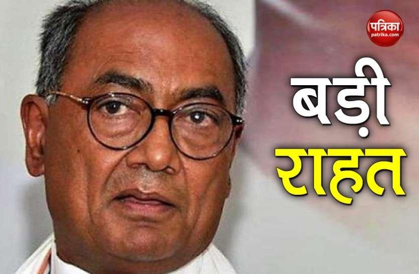 AG Venugopal ने दिग्विजय सिंह को दी बड़ी राहत, अवमानना की कार्यवाही शुरू करने पर लगाई रोक